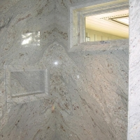Granite Slab Shower
