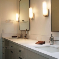 Quartz White Vanity Counter