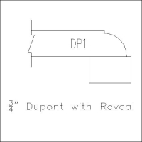 Dupont with Bevel