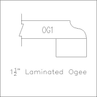 Laminated Ogee