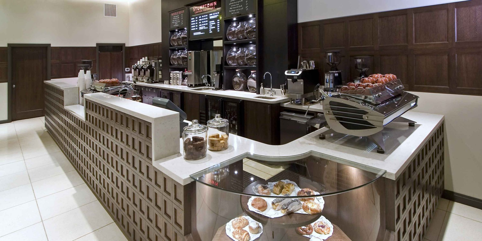 CaesarStone-Coffee-Bar-Counter