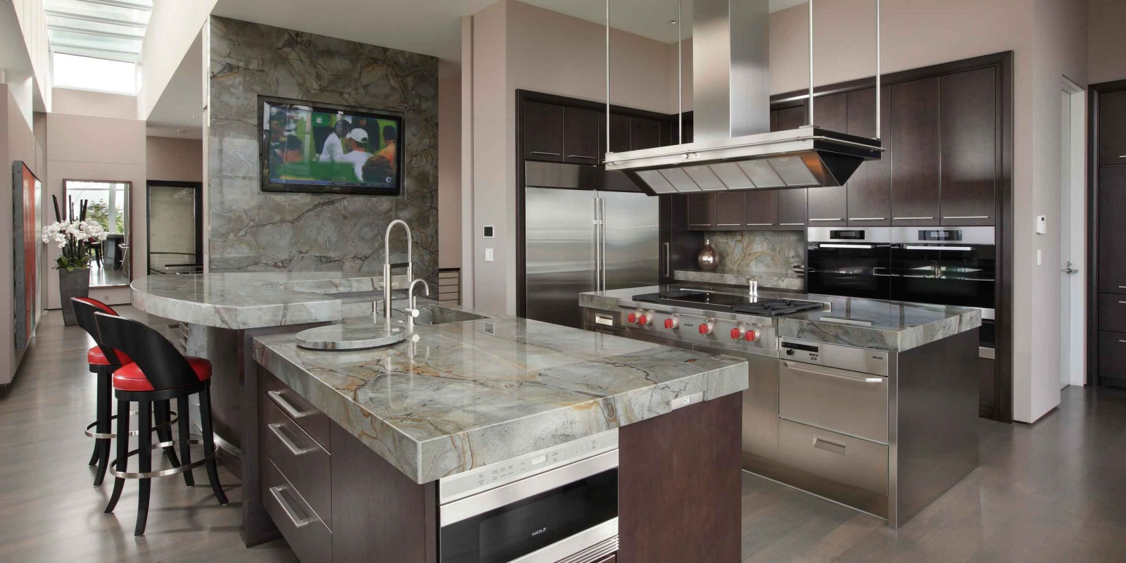 Marble and Granite Counter tops | Fireplaces | Kitchens | Bathrooms