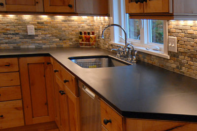 Stone Finishes - Stone Center Inc