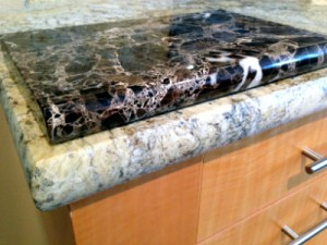 Q a is 3cm granite or marble stronger than 2cm for 1 inch granite countertops
