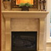 Cast Stone, Fire place, Mantle